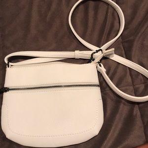 Handbags - White Crossbody Purse
